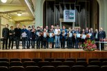 EN: VIII International M.K. Čiurlionis Piano and Organ Competitions results announcment